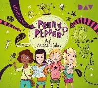 Cover-Bild zu Penny Pepper - Teil 6: Auf Klassenfahrt von Rylance, Ulrike