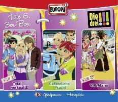 Cover-Bild zu Die drei !!! 3er-Box 06. Folge 16-18