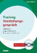 Cover-Bild zu Hesse/Schrader - Training Vorstellungsgespräch von Hesse Christian Schrader