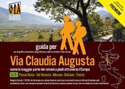 Cover-Bild zu trekking VIA CLAUDIA AUGUSTA 3/5 Reschenpass - Trento PREMIuM von Tschaikner, Christoph