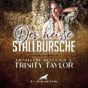 Cover-Bild zu Der heiße Stallbursche | Erotische Geschichte Audio CD von Taylor, Trinity