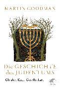 Cover-Bild zu Die Geschichte des Judentums (eBook) von Goodman, Martin
