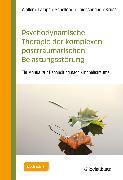 Cover-Bild zu Psychodynamische Therapie der Komplexen Posttraumatischen Belastungsstörung (eBook) von Wöller, Wolfgang