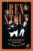 Cover-Bild zu Die goldenen Spinnen (eBook) von Stout, Rex