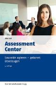 Cover-Bild zu Assessment Center von Hell, Silke