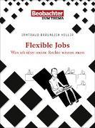 Cover-Bild zu Flexible Jobs von Bräunlich Keller, Irmtraud