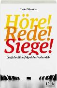 Cover-Bild zu Höre-rede-siege! von Manhart, Ulrike