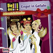 Cover-Bild zu Adventskalender - Engel in Gefahr