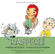 Cover-Bild zu Kasperli - De Mänggeli Hät Glotzitis / Es Päckli Für De Gletschergnom von Knabenhans, Anja