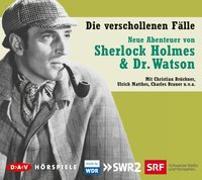 Cover-Bild zu Die verschollenen Fälle von Hausmann, Hans (Übers.)