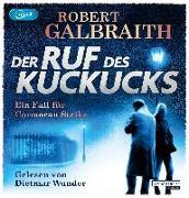 Cover-Bild zu Der Ruf des Kuckucks von Galbraith, Robert