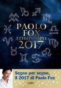 Cover-Bild zu L'oroscopo 2017 von Fox, Paolo