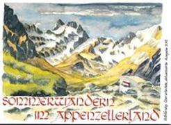Cover-Bild zu Sommerwandern im Appenzellerland von Stricker, Hannes