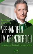 Cover-Bild zu Verhandeln im Grenzbereich von Schranner, Matthias