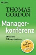 Cover-Bild zu Managerkonferenz von Gordon, Thomas