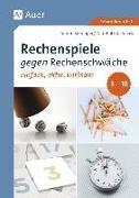 Cover-Bild zu Rechenspiele gegen Rechenschwäche 5-7 von Kieninger, Simon