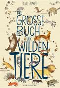 Cover-Bild zu Zommer, Yuval: Das große Buch der wilden Tiere