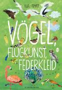 Cover-Bild zu Zommer, Yuval: Vögel, Flugkunst, Federkleid