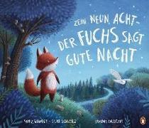 Cover-Bild zu Schröer, Silvia: Zehn, neun, acht - der Fuchs sagt gute Nacht