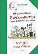 Cover-Bild zu Ostrowsky, Nicole: Notizen eines Genies
