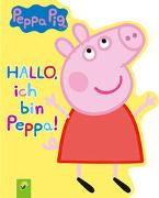 Cover-Bild zu Specht, Florentine: Peppa Pig - Hallo, ich bin Peppa!