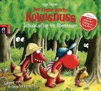 Cover-Bild zu Siegner, Ingo: Der kleine Drache Kokosnuss - Schulausflug ins Abenteuer