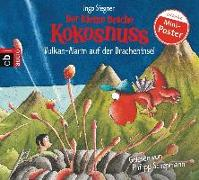 Cover-Bild zu Siegner, Ingo: Der kleine Drache Kokosnuss - Vulkan-Alarm auf der Dracheninsel