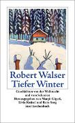 Cover-Bild zu Walser, Robert: Tiefer Winter