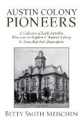 Cover-Bild zu Meischen, Betty Smith: Austin Colony Pioneers (eBook)