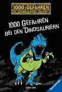 Cover-Bild zu Lenk, Fabian: 1000 Gefahren bei den Dinosauriern