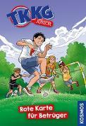 Cover-Bild zu TKKG Junior, 10, Rote Karte für Betrüger