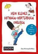 Cover-Bild zu Pardall, Cornelia: Duden Minis (Band 4) - Mein kleines Mitmach-Wörterbuch Englisch / VE 3