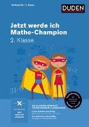 Cover-Bild zu Müller-Wolfangel, Ute: Jetzt werde ich Mathe-Champion 2. Klasse