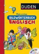 Cover-Bild zu Müller-Wolfangel, Ute: Duden: Mein erstes Bildwörterbuch Englisch