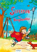 Cover-Bild zu Franz, Cornelia: Superman in Ringelsocken