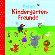 Cover-Bild zu Eimer, Petra (Illustr.): Meine Kindergarten-Freunde