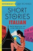 Cover-Bild zu Richards, Olly: Short Stories in Italian for Intermediate Learners (eBook)