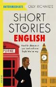 Cover-Bild zu Richards, Olly: Short Stories in English for Intermediate Learners (eBook)