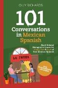 Cover-Bild zu Richards, Olly: 101 Conversations in Mexican Spanish (eBook)