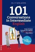 Cover-Bild zu Richards, Olly: 101 Conversations in Intermediate English (eBook)