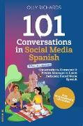 Cover-Bild zu Richards, Olly: 101 Conversations in Social Media Spanish (eBook)