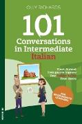 Cover-Bild zu Richards, Olly: 101 Conversations in Intermediate Italian (eBook)