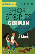 Cover-Bild zu Richards, Olly: Short Stories in German for Intermediate Learners