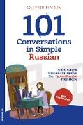 Cover-Bild zu Richards, Olly: 101 Conversations in Simple Russian (eBook)
