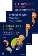Cover-Bild zu Elsevier GmbH (Hrsg.): Altenpflege konkret Gesamtpaket