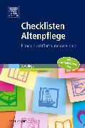 Cover-Bild zu Elsevier GmbH (Hrsg.): Checklisten Altenpflege