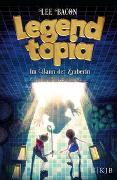 Cover-Bild zu Bacon, Lee: Legendtopia - Im Bann der Zauberin