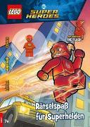 Cover-Bild zu Ameet Verlag: LEGO® DC Superheroes - Rätselspaß für Superhelden
