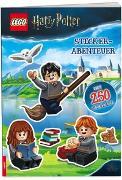 Cover-Bild zu Ameet Verlag: LEGO® Harry Potter? - Stickerabenteuer