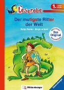 Cover-Bild zu Reider, Katja: Der mutigste Ritter der Welt - Leserabe 1. Klasse - Erstlesebuch für Kinder ab 6 Jahren
